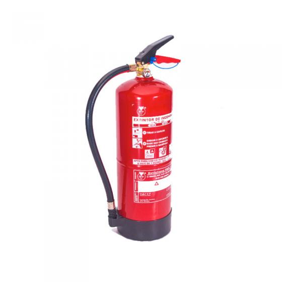Extintor De Pó Químico ABC
