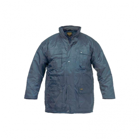 Waterproof Parka P20 Blue