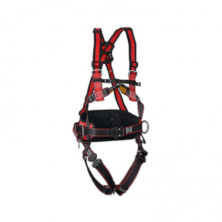 Harness With Automatic Attachment P-51