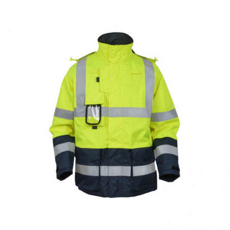 High Visibility and Fireproof Parka