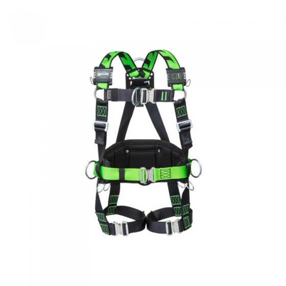 Miller H-Design Automatic Bodyfit Harness