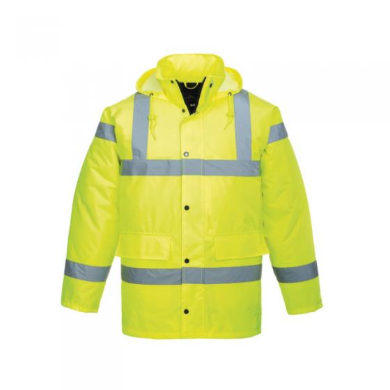 High Visibility Breathable Jacket