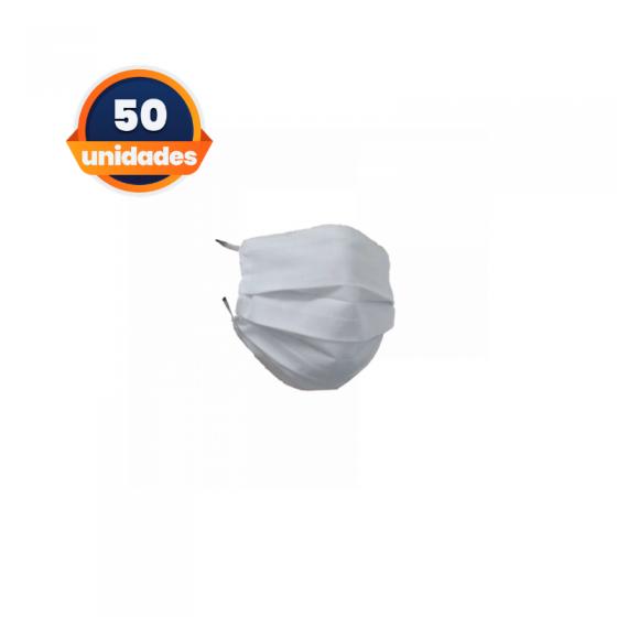 Máscaras Proteção Social Reutilizável (50 uni)