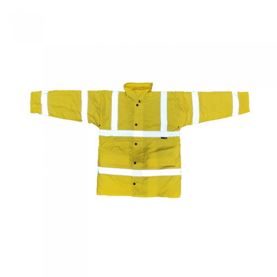 High Visibility Parka 3 In 1