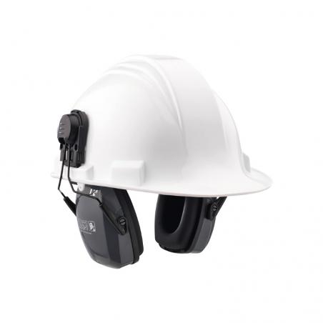 Leightning L1H Headset for Helmet + Adapter