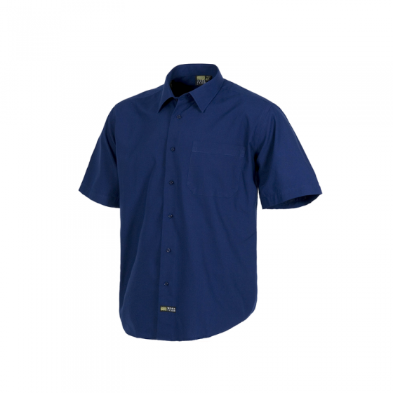 Half Sleeve Shirt with Chest Pocket