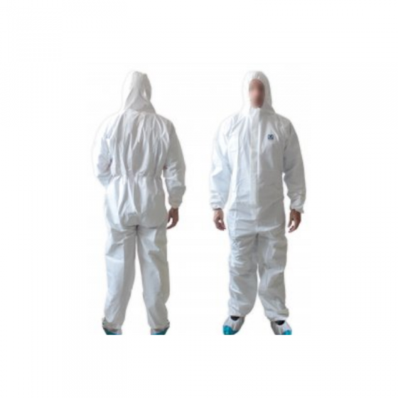Tex Classic Disposable Jumpsuit with Hood