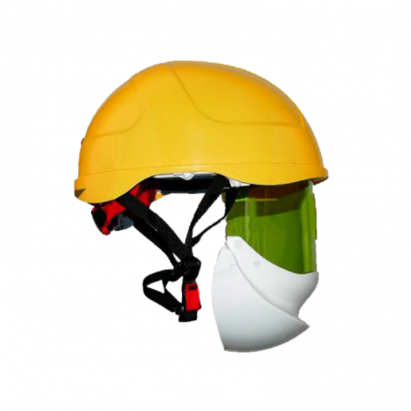 Electric Arc Helmet with Face Protection Class 2