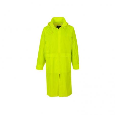 Pvc Coated Rain Jacket