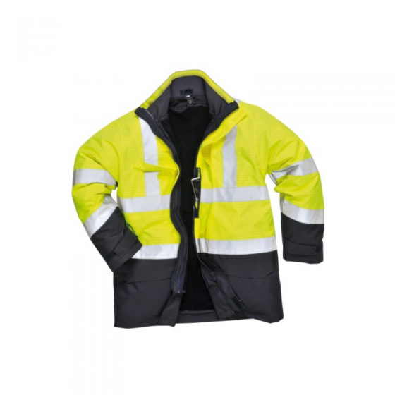 High Visibility Multi-Protection Jacket