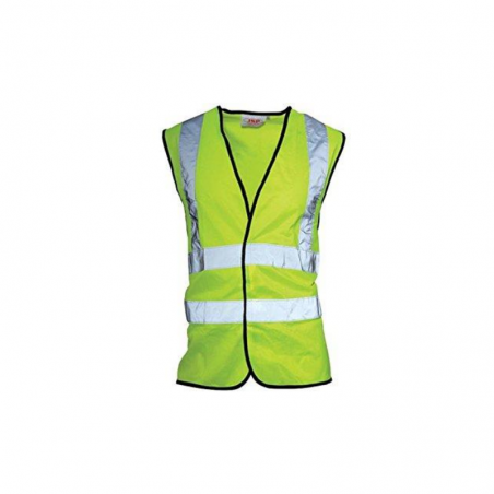 Reflective Vest with 4 Strips