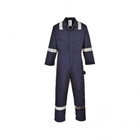 Iona Jumpsuit with Reflective Tapes
