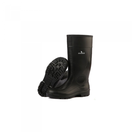 Pvc Boot Steel Toe S5 Adm...