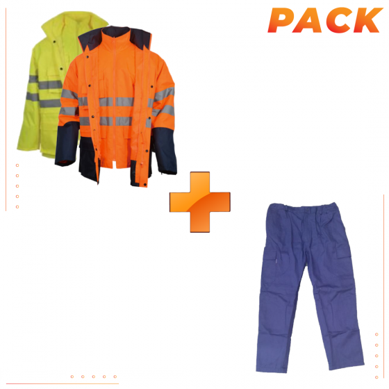 High Visibility Pack VW106