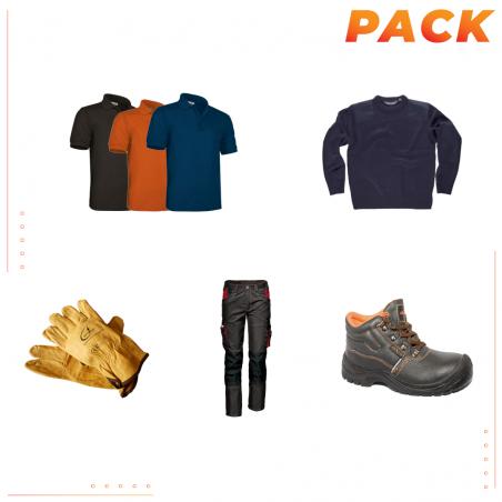 Economic Uniform Pack
