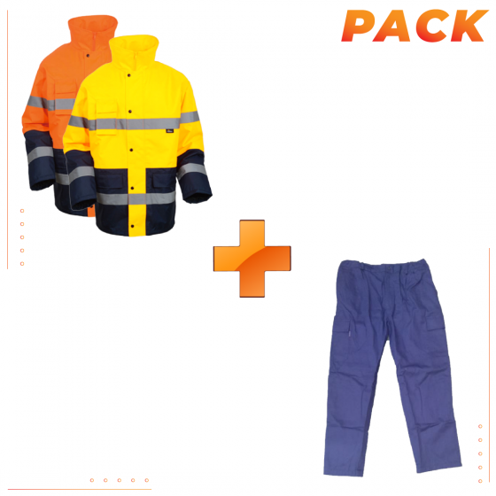High Visibility Pack VW102