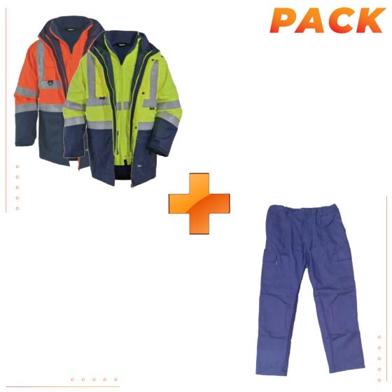 Pack Alta Visibilidade VWJK44