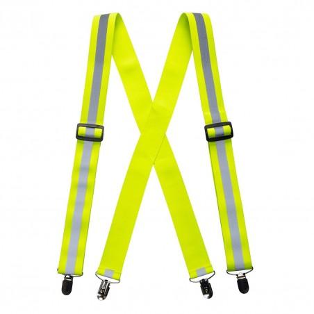 Alças de Alta Visibilidade Amarelo