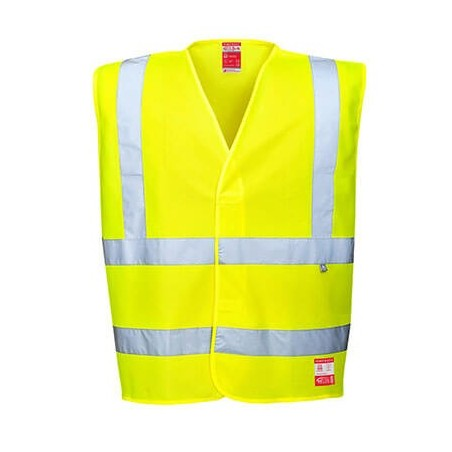 Fireproof and Anti-Static High Visibility Vest