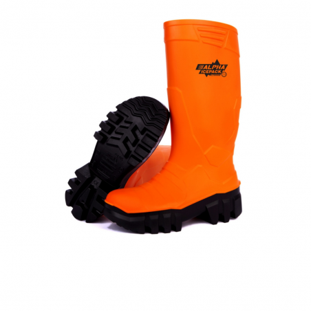 Safety Boot Alpha Ice Pack S5