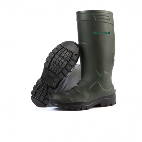 Alpha Safety Boot S4