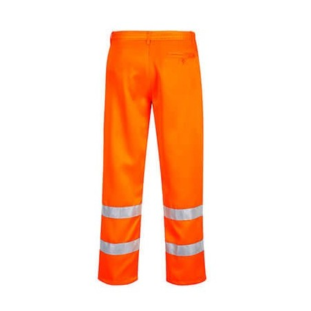 High Visibility Polycotton Trousers EO41