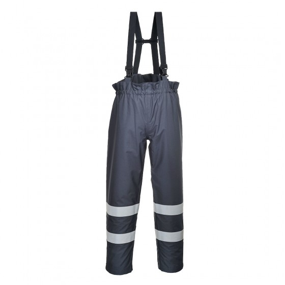 Bizflame Rain FR Multi-Protection Trouser S771 Marine