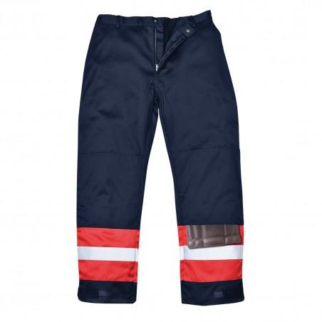 Bizflame Plus Trouser FR56 Navy