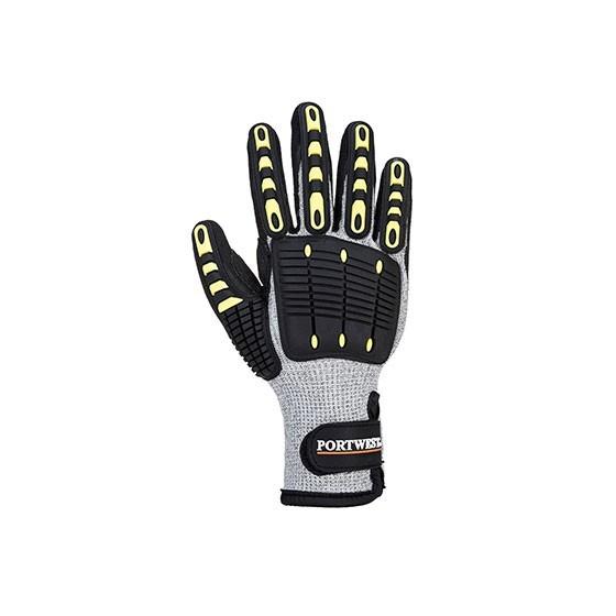 Anti-Impact Cut Resistant Thermal Glove