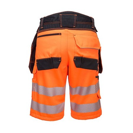 PW343 High Visibility Shorts
