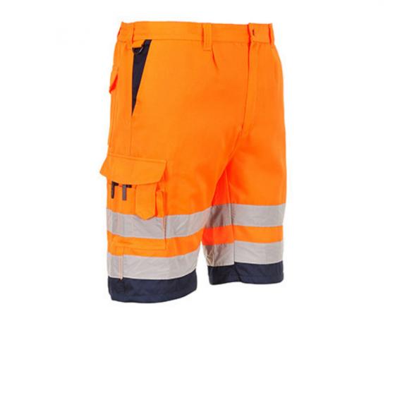 High Visibility Polycotton Shorts E043