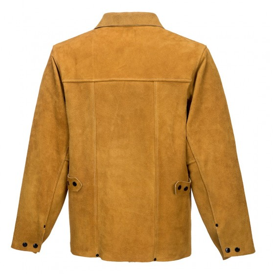 Leather Welding Jacket SW34