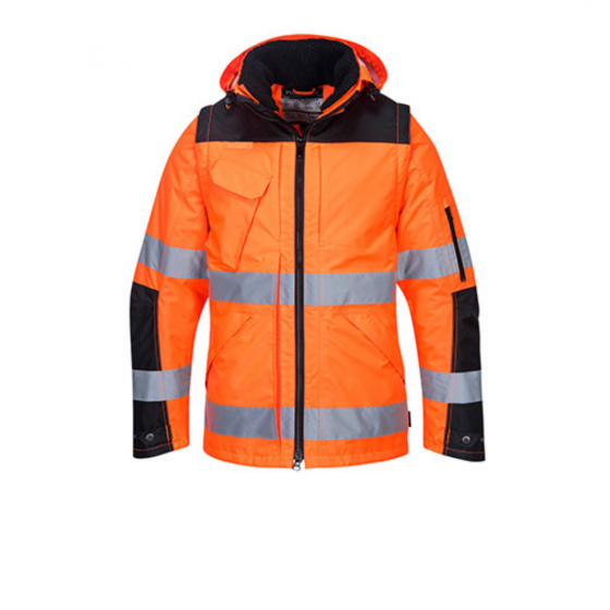 Pro high visibility 3-in-1 jacket C469