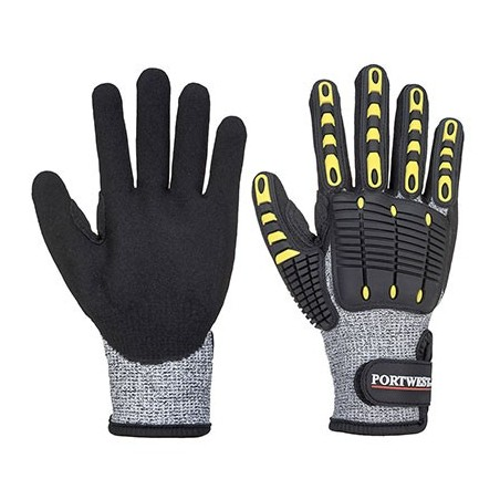 Anti Impact Cut Resistant Glove