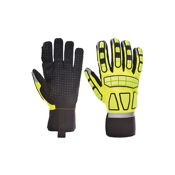 Impact Safety Glove with Lining