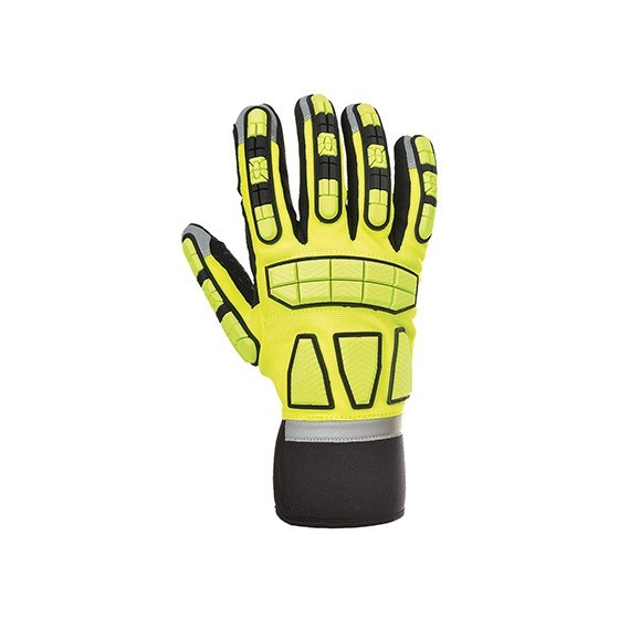 Impact Safety Glove with Lining A725