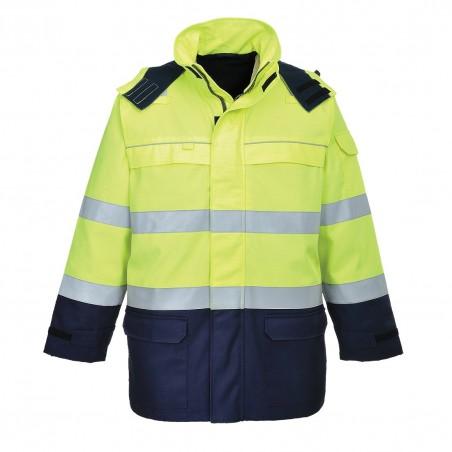 Bizflame Multi Arc Hi-Vis Jacket FR79