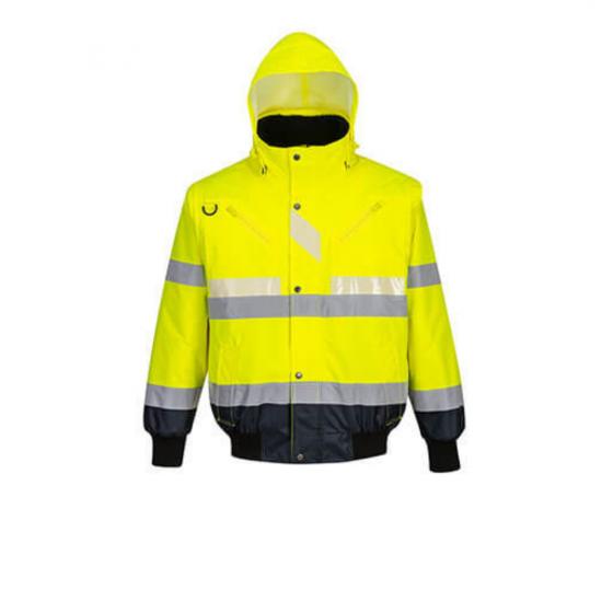 3 in 1 Glowtex jacket G465