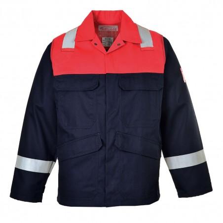 Bizflame Plus Jacket FR55 Navy