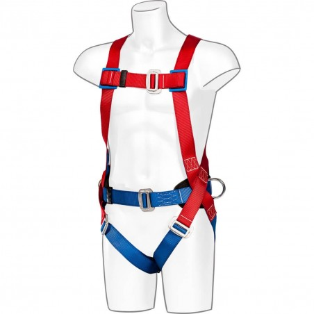 Portwest Comfort 2 Point harness FP14 Red