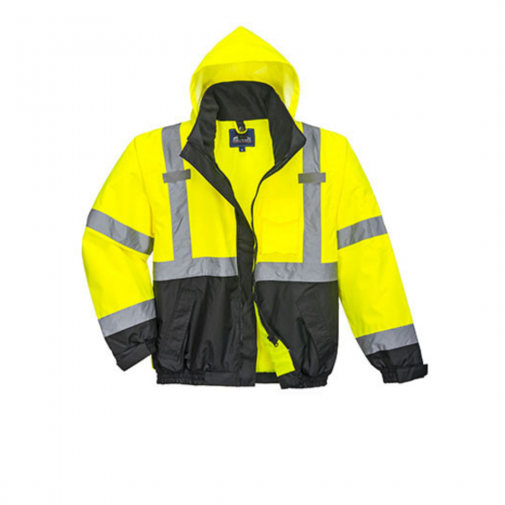 High Visibility 3-in-1 Premium Jacket S365
