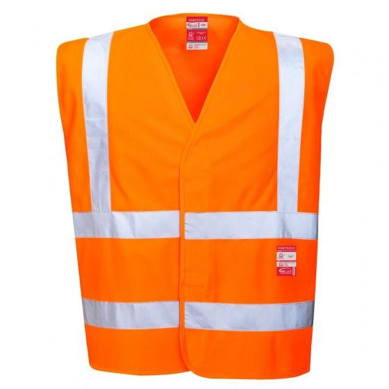 Hi-Vis Vest FR75 Orange