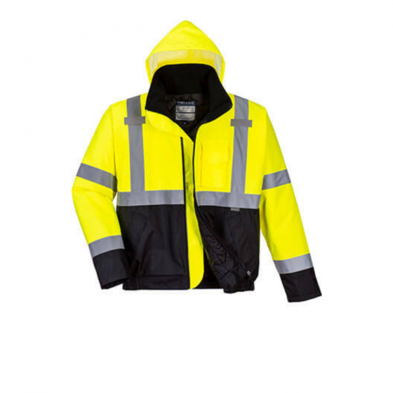 Essential S363 High Visibility Jacket