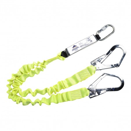 Elastic Shock Absorbing Double Strap FP52