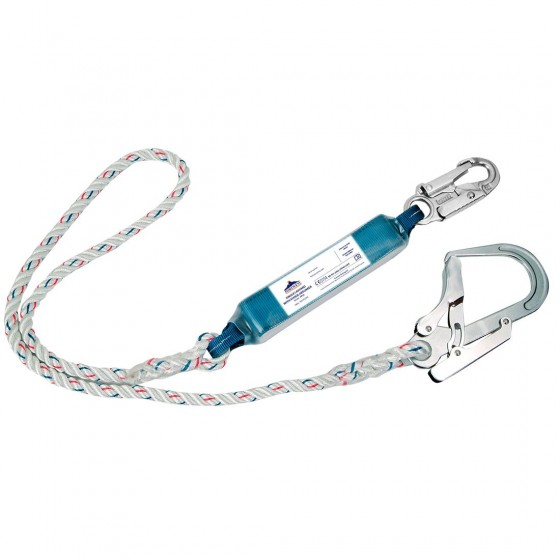 Single sling with shock absorber FP23