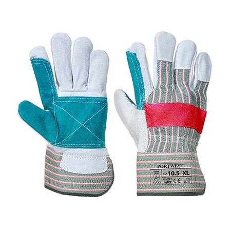 Classic Rigger glove with palm reinforcement