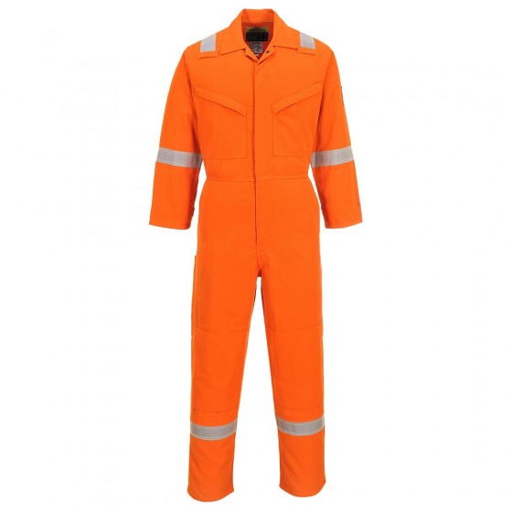 Araflame Coverall AF22 Orange