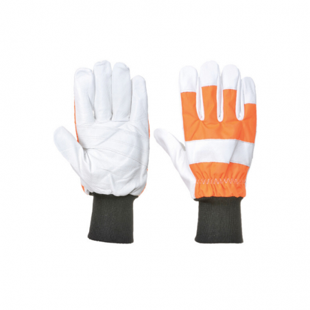 Protective Glove For Chainsaw
