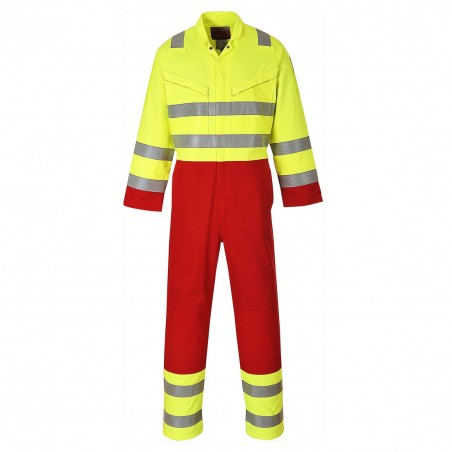 Bizflame Services Coverall FR90