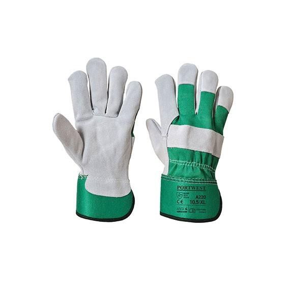 Premium Chrome Rigger Glove